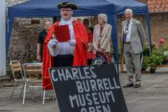 Charles Burrell Museum Reopening 2021 Snap Ref No : 210725-H72_3023.JPG  More Info -> https://www.facebook.com/HeritageSnapper/notes/