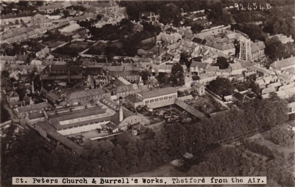 Burrell-AerialPhoto